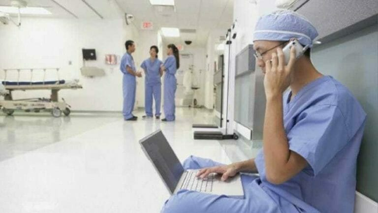 cloud telephone systems for hospitals