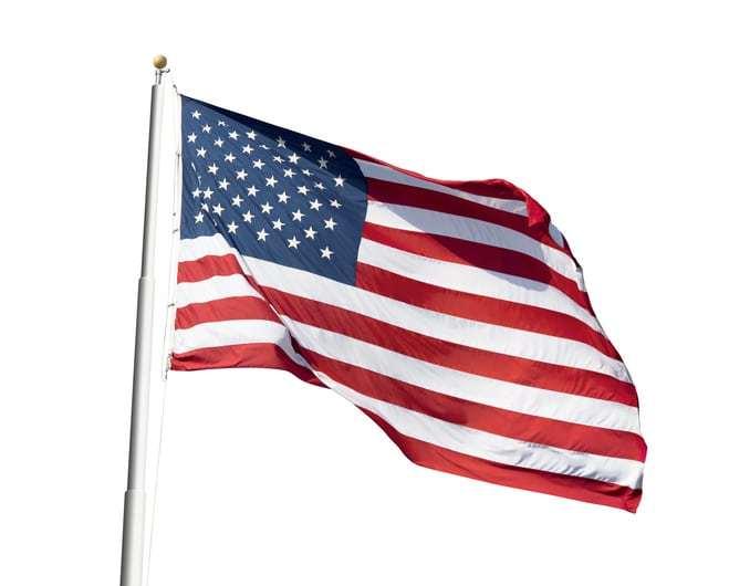 american usa flag