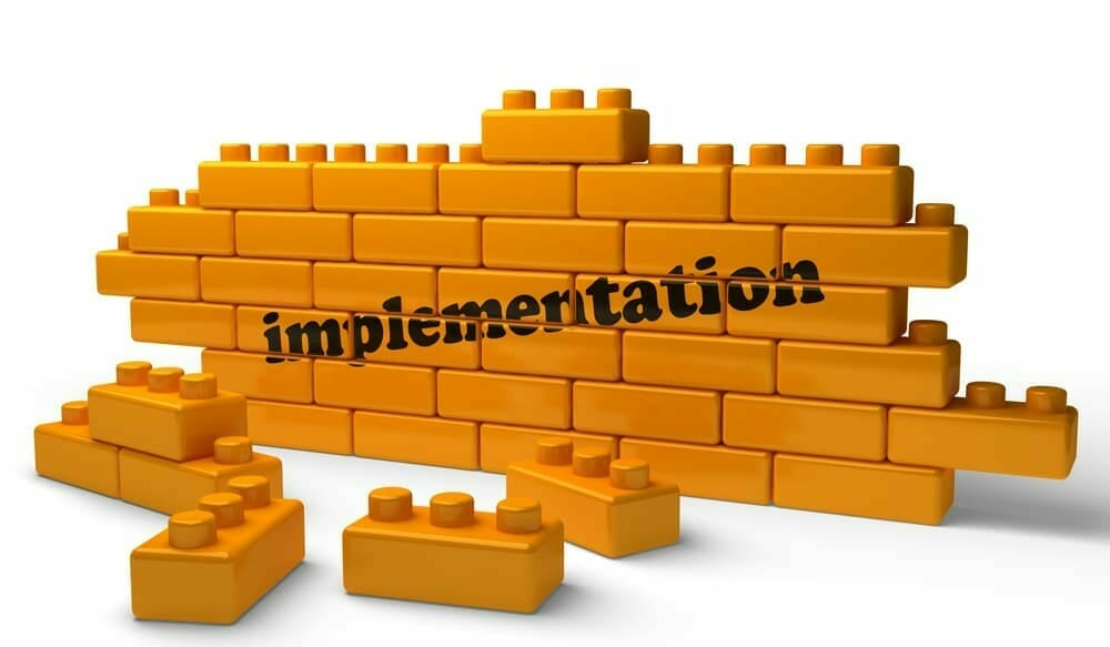 steps for hosted voip phone system implementation