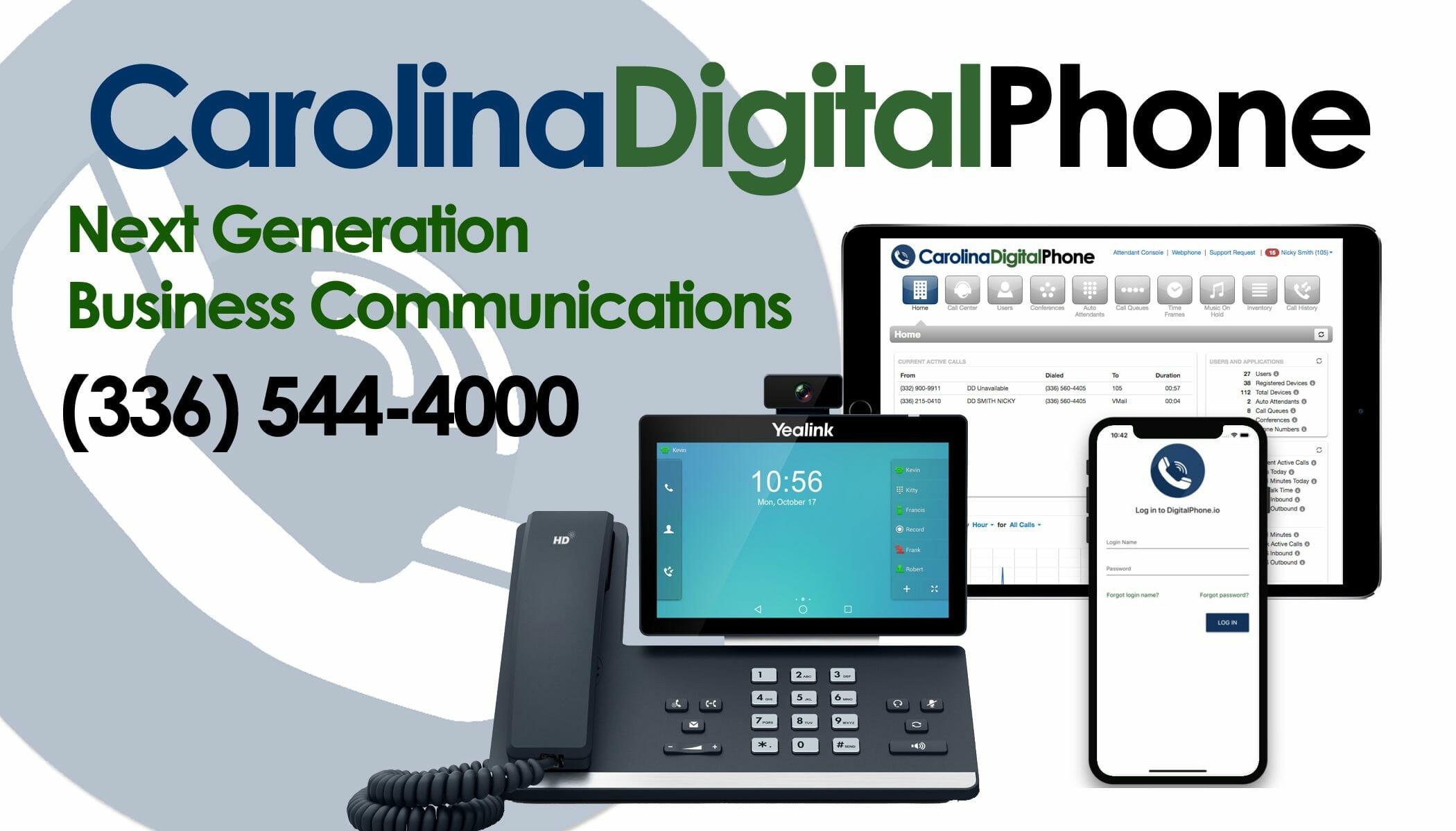 carolina digital phone next generation business communications
