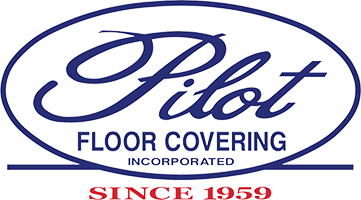 pilot floor covering incorporated logo