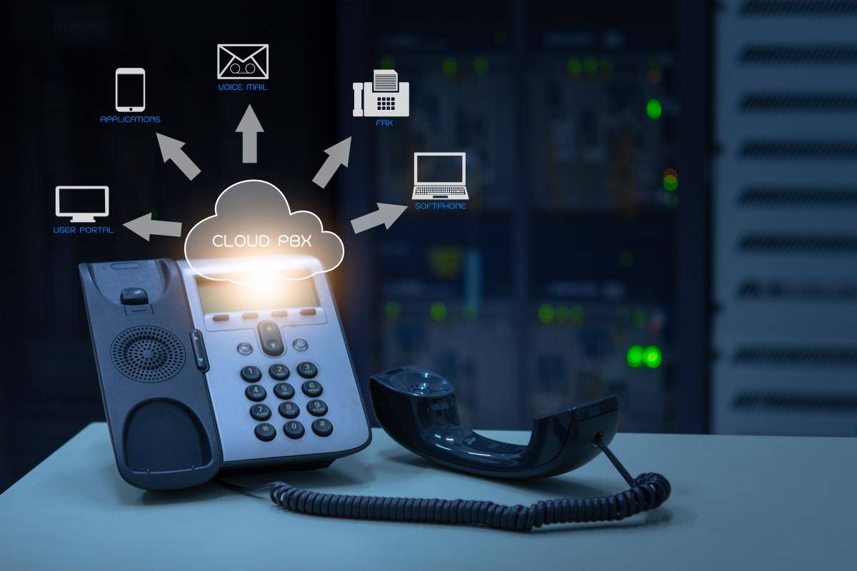 cloud pbx phone system
