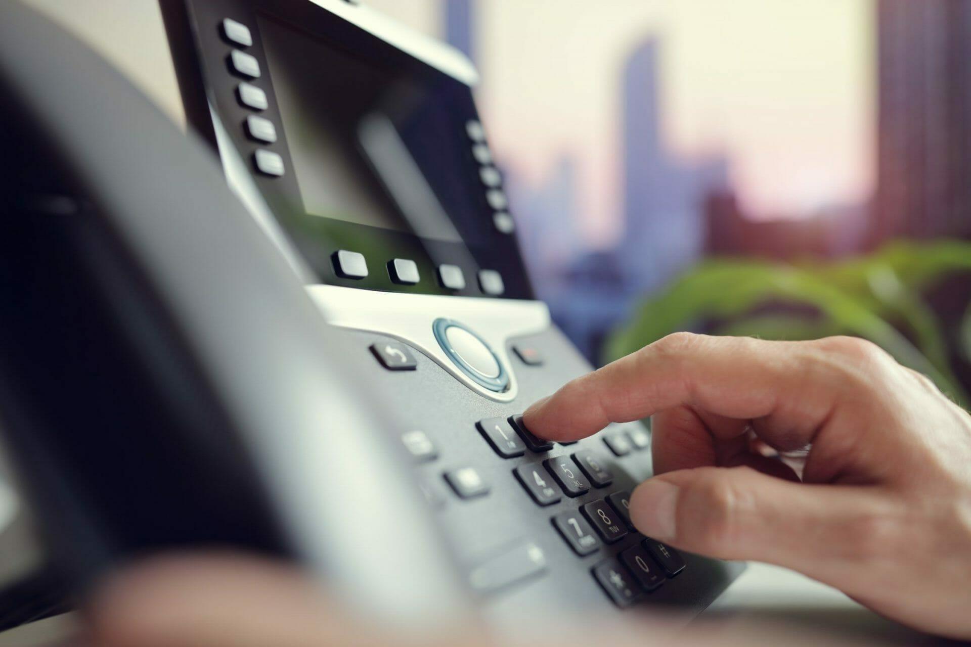 cloud based telephone
