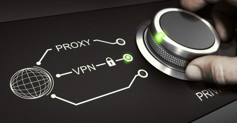 VPN, Personal Online Security, Virtual Private Network
