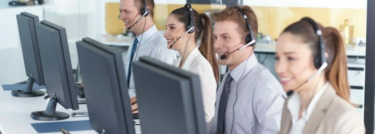 call center featured