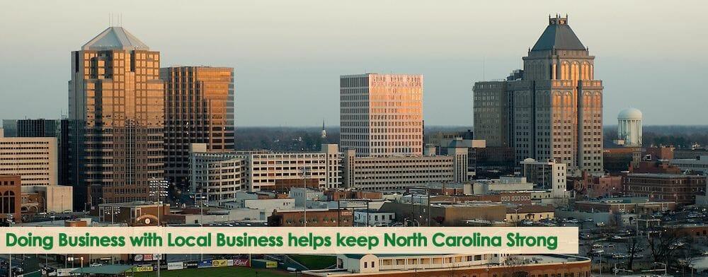 greensboro skyline local