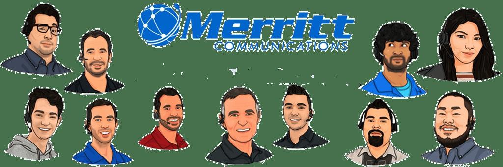 merritt communications team